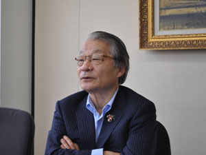 弁護士 河合弘之さん